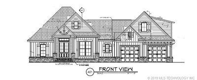 Tulsa Single Family Home For Sale: 4881 W 77th Street