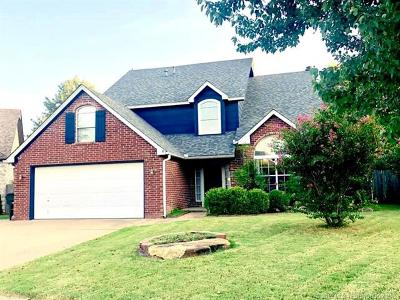 Owasso Single Family Home For Sale: 8802 N 136th East Avenue