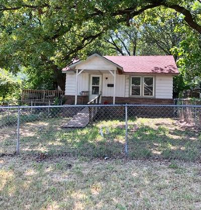 Sand Springs Single Family Home For Sale: 706 N Grant Avenue