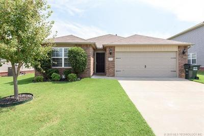 Owasso Single Family Home For Sale: 6705 N 128th East Avenue