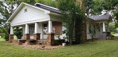 Skiatook Single Family Home For Sale