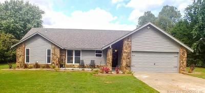 Catoosa Single Family Home For Sale: 27615 E 23rd Street