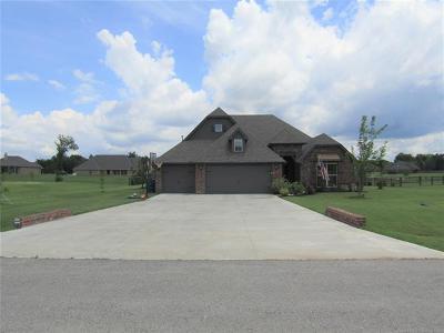 Owasso Single Family Home For Sale: 11363 N 163rd East Avenue