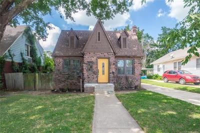 Tulsa County Single Family Home For Sale: 1624 S Victor Avenue