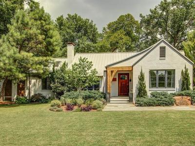 Creek County, Okmulgee County, Tulsa County Single Family Home For Sale: 1443 E 32nd Place