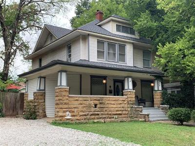 Okmulgee County Single Family Home For Sale: 502 N Morton Avenue