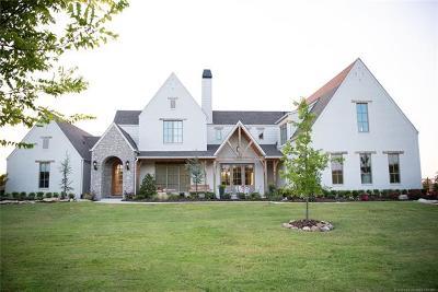 Owasso Single Family Home For Sale: 16961 E Sunset Ridge Street