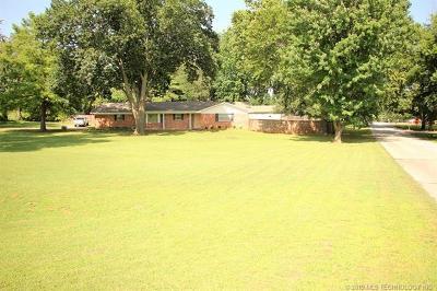Bixby Single Family Home For Sale: 11479 S 82nd East Avenue