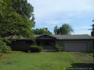 Creek County Single Family Home For Sale: 9203 W 71st Street