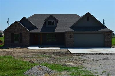Claremore Single Family Home For Sale: 19245 S Deer Trail Road