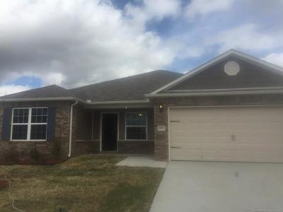Bixby Single Family Home For Sale: 5937 E 147th Place S