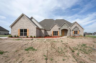 Owasso Single Family Home For Sale: 8232 N 154th East Avenue