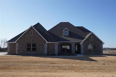 Owasso Single Family Home For Sale: 8104 N 154th East Avenue