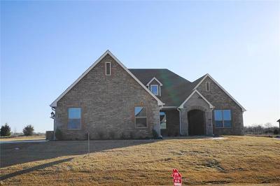 Owasso Single Family Home For Sale: 14920 E 82nd Street North