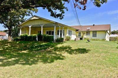 Okmulgee County Single Family Home For Sale: 1213 Wade Wells Drive