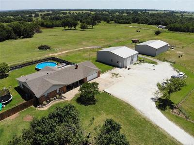 Ada Single Family Home For Sale: 8880 County Road 3490