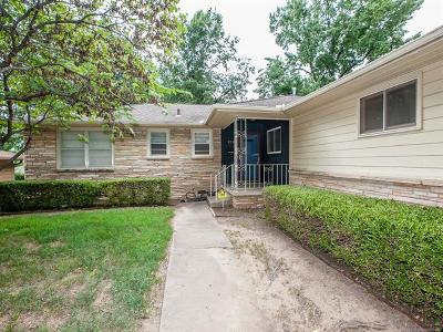 Rogers County, Mayes County, Tulsa County Single Family Home For Sale: 3716 E 39th Place