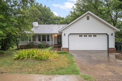 Claremore Single Family Home For Sale: 1620 N Muskogee Avenue
