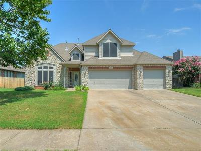 Owasso Single Family Home For Sale: 12705 E 89th Street North