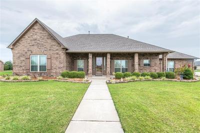 Broken Arrow Single Family Home For Sale: 8801 S 234th East Avenue
