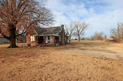 Sand Springs Single Family Home For Sale: 3604 S 113th Avenue