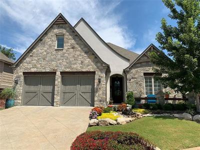 Broken Arrow Single Family Home For Sale: 8014 E Galveston Place