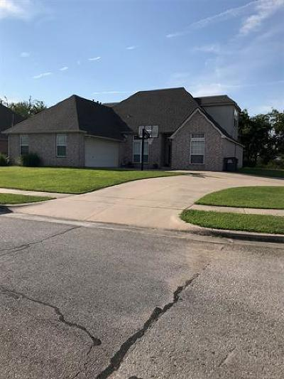 Glenpool Single Family Home For Sale: 1306 E 146th Place S