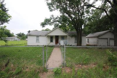 Jenks Single Family Home For Sale: 1262 N 3rd Street