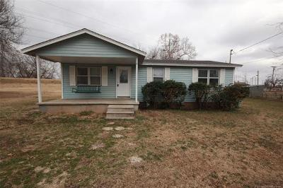 Jenks Single Family Home For Sale: 1237 N 3rd Street