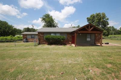Jenks Single Family Home For Sale: 353 E K Place