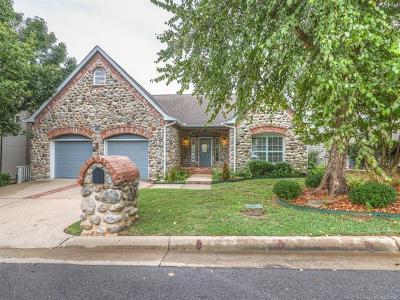 Tulsa Single Family Home For Sale: 7509 S Granite Court