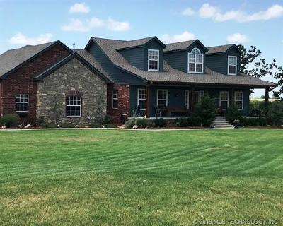 Creek County Single Family Home For Sale: 2240 S 353rd Avenue