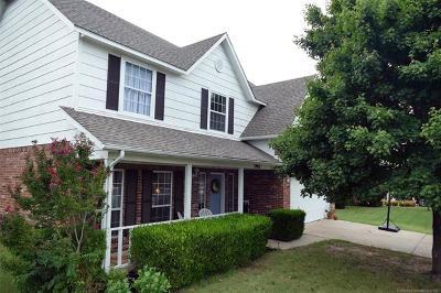 Broken Arrow Single Family Home For Sale: 3902 S 196th East Avenue