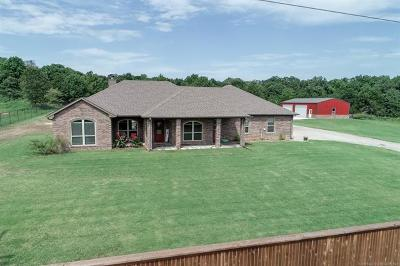 Creek County Single Family Home For Sale: 306 N Basin Road