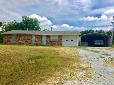 Single Family Home For Sale: 19349 County Road 1550