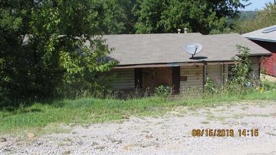 Creek County Single Family Home For Sale: 119 W Pennsylvania Avenue