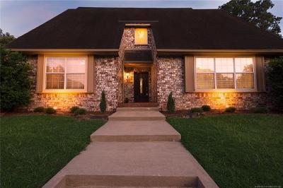 Sapulpa Single Family Home For Sale: 1130 E Courtney Circle