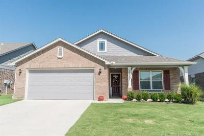 Owasso Single Family Home For Sale: 11307 N 147th East Place