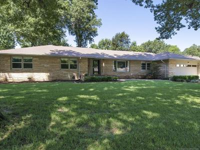 Tulsa Single Family Home For Sale: 3934 S Florence Avenue