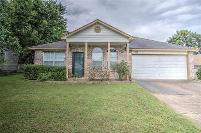 Coweta Single Family Home For Sale: 312 W Sycamore Street