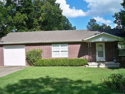 Claremore Single Family Home For Sale: 216 N Lavira Place