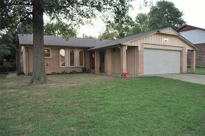 Claremore Single Family Home For Sale: 639 S Maywood Drive