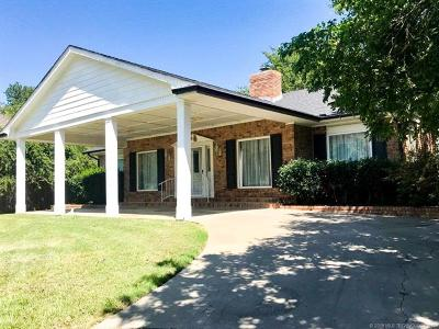Ada Single Family Home For Sale: 1308 S Constant Drive