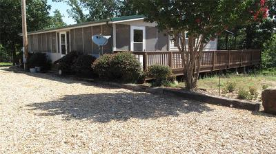 Cookson OK Manufactured Home For Sale: $185,000