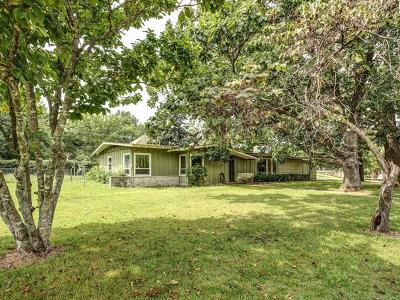Tahlequah OK Single Family Home For Sale: $153,500