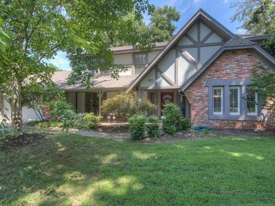 Tulsa Single Family Home For Sale: 4225 E 84th Place