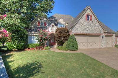 Tulsa Single Family Home For Sale: 9916 S 78th East Avenue