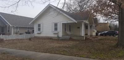 Claremore Single Family Home For Sale: 201 E 6th Street