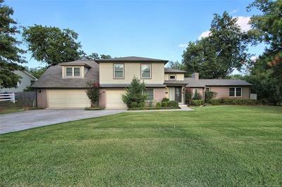 Tulsa County Single Family Home For Sale: 4605 S Evanston Avenue