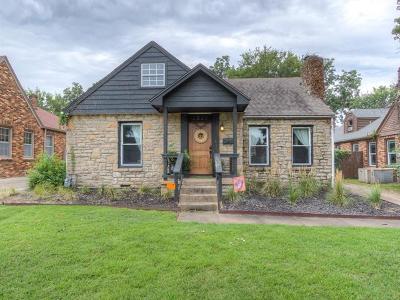 Tulsa Single Family Home For Sale: 2620 E 13th Place